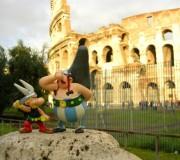 Asterix-Ovelix στη Ρώμη